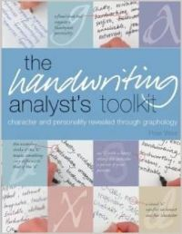 The Handwriting Analyst'S Toolkit (English) (Hardcover)
