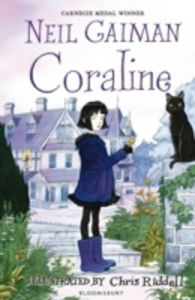 Coraline: Book by Neil Gaiman