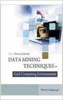 Data Mining Techniques in Grid Computing Environments (English) (Hardcover): Book by Werner Dubitzky