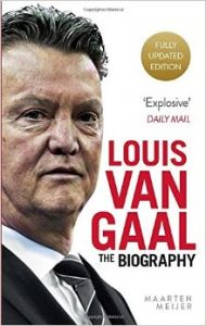 Louis van Gaal (P): Book by Maarten Meijer