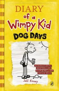 Diary of a Wimpy Kid - Dog Days: Book 4: Book by Jeff Kinney