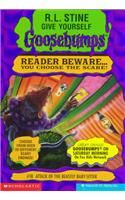 Attack Of The Beastly Baby-Sitter: Book by R. L. Stine