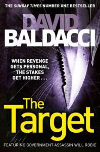 The Target : When Revenge Gets Personal, The Stakes Get Higher... (English) (Paperback): Book by David Baldacci