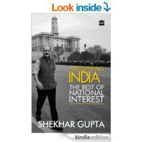 ANTICIPATING INDIA: THE BEST OF NATIONAL INTEREST: Book by Gupta, Shekhar