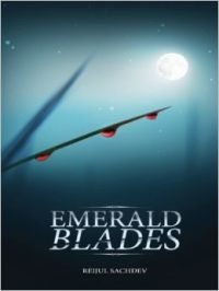 Emerald Blades (English) (Paperback): Book by  Reijul Sachdev is currently enrolled in the 4th year of a 5-year integrated M.Tech program in Computer Science at IIIT-Bangalore. He is also a part-time researcher for the Human Dynamics and Changing Places groups at the MIT Media Lab. He is an avid debater and has won many debates, including TIMES ... View More Reijul Sachdev is currently enrolled in the 4th year of a 5-year integrated M.Tech program in Computer Science at IIIT-Bangalore. He is also a part-time researcher for the Human Dynamics and Changing Places groups at the MIT Media Lab. He is an avid debater and has won many debates, including TIMES NOW's I Lead India televised debate. He is fond of reading, writing poetry and trekking. He loves the outdoors and adores Nature's bounty. Being a juvenile diabetic and borderline schizophrenic, he finds an outlet for his emotions through his poetry. While he has often felt different, his friends and family are a constant support and reminder to him that in every freak, there lives a Superman.