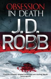 Obsession in Death: Book by J. D. Robb