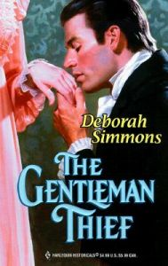 The Gentleman Thief: Book by Deborah Simmons