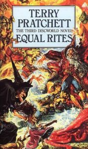 Equal Rites: Book by Terry Pratchett