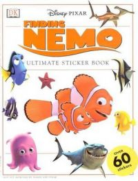 Finding Nemo Sticker Book: Book by Dorling Kindersley