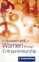 Empowerment of Women Through Entrepreneurship: Book by L. Rathakrishna