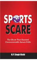 Sports Scare: Book by H.P. Siingh Rishi