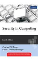 Security in Computing (English) 4th Edition: Book by Charles P. Pfleeger