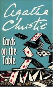 Cards On The Table: Book by Agatha Christie