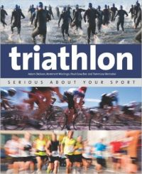 Triathlon (English) (Paperback): Book by Adam Dickson
