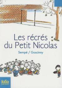 Les Recres Du Petit Nicolas: Book by Rene Goscinny