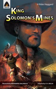 King Solomon's Mines: Book by H. Rider Haggard