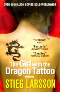 The Girl with the Dragon Tattoo (Paperback): Book by Stieg Larsson