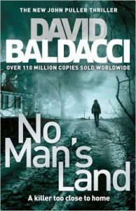 No Man's Land (John Puller Series): Book by David Baldacci
