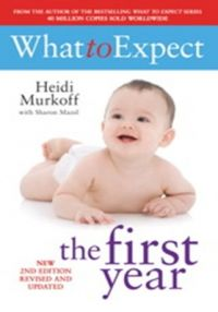 WHAT TO EXPECT THE 1ST YEAR REV (English) (Paperback): Book by Heidi E. Murkoff