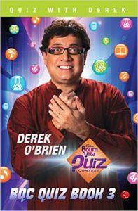 THE BOURNVITA QUIZ CONTEST QUIZ BOOK 3: Book by DEREK O BRIEN
