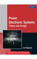 Power Electronic Systems: Theory and Design