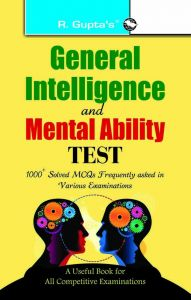 General Intelligence Test / Mental Ability Test: Book by RPH Editorial Board