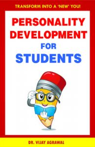 Personality Development for Students (English): Book by Vijay Agrawal