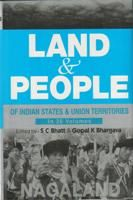 Land And People of Indian States & Union Territories (Nagaland), Vol-20th: Book by Ed. S. C.Bhatt & Gopal K Bhargava
