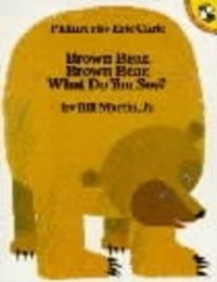 Brown Bear, Brown Bear, What Do You See? (English): Book by Eric Carle