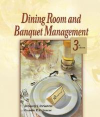 Dining Room and Banquet Management: Book by A.J. Strianese