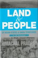 Land And People of Indian States & Union Territories (Himahcal Pradesh), Vol-10th: Book by Ed. S. C.Bhatt & Gopal K Bhargava