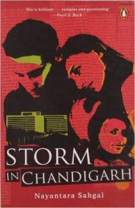 Storm In Chandigarh (English) (Paperback): Book by Nayantara Sahgal