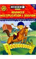 Advanced Multiplication & Division: Book by Learning Horizons