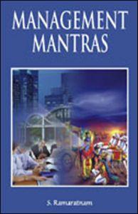 Management Mantras: Book by S. Ramaratnam