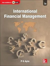 International Financial Management: Book by P G Apte