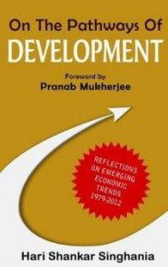 On the Pathways of Development : Book by Hari Shanker Singhania