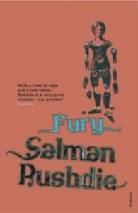 Fury: Book by Salman Rushdie