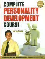 Complete Personality Development Course English(PB): Book by Surya Sinha