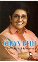 Kiran Bedi The Women Of Substance English(PB): Book by Sidhart Iyer