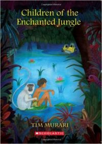 Children of the Enchanted Jungle (English) (Paperback): Book by Tim Murari