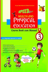 Speed Health & Physical Education  3: Book by Omdutt Kaushik