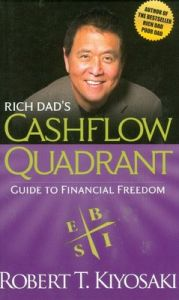 Rich Dad's Cashflow Quadrant: Guide to Financial Freedom (English) (Paperback): Book by Kiyosaki Rober