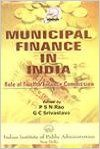 Municipal Finance In India (English) 1st Edition (Hardcover): Book by G. C. Srivastava, P. S. N. Rao