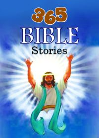 365 Bible Stories (Hardcover): Book by Om Books