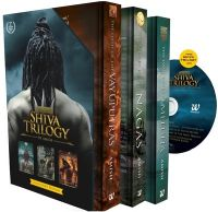 Shiva Trilogy with DVD (English) (Boxed Set): Book by Amish Tripathi