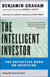 The Intelligent Investor: Book by Benjamin Graham