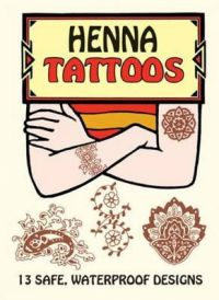 Henna Tattoos: Book by Anna Pomaska