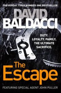 The Escape (English) (Paperback): Book by David Baldacci