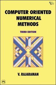 COMPUTER ORIENTED NUMERICAL METHODS: Book by V. Rajaram