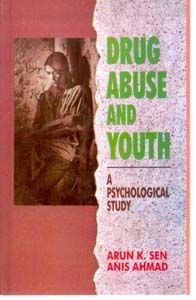 Drug Abuse And Youth: A Psychological Study (English) (Hardcover): Book by                                                      Arun K.Sen is a Professor of Psychology, University of Delhi (formerly Head of the Department and U.G.C. National Lecturer). He is recipient of several international awards which include: Commonwealth Scholarship, awarded by the british Government; Fulbright-Hays Senior Fellowship, awarded by the U.... View More                                                                                                   Arun K.Sen is a Professor of Psychology, University of Delhi (formerly Head of the Department and U.G.C. National Lecturer). He is recipient of several international awards which include: Commonwealth Scholarship, awarded by the british Government; Fulbright-Hays Senior Fellowship, awarded by the U.S. Government; Visiting Fellowship, awarded by the University of California, Berkeley; Senior Fellowship, awarded by the University of Bergen, Norway. He received